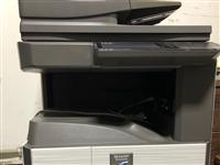 夏普2658n打印復印機,a3雙面高速打印機,單位用的,現在出售