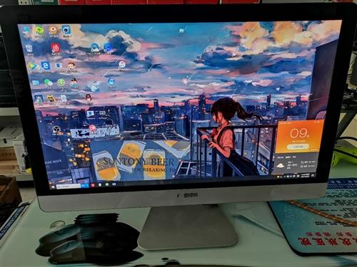 银色24寸超薄显示器,成色很好,用不到了,低价处理。