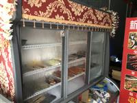 冰柜,展示柜,烧烤车,出售,九成新