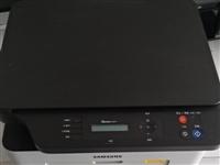 三星激光打印机,成色很新,没怎么用过,耗材便宜。