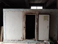 冷庫板,不是出租房,不帶機器,內徑2.6*3.6外徑3*4的
