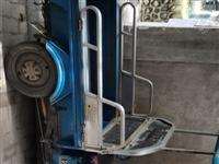 电瓶三轮车,1.2米货箱,72付电频,才换新电瓶不到半个月,1200元