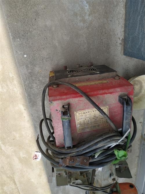 小型铜线电焊机,买来用了没几次,现在不开厂了,实在用不到了