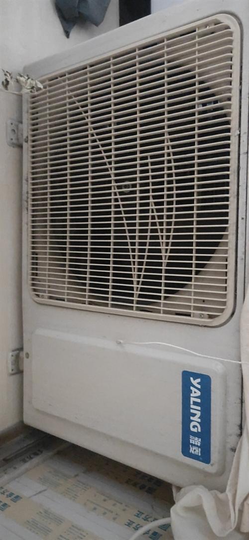 因搬家空調用不上了,斷斷續續用了幾個月,八九成新,制冷制熱都非常不錯,