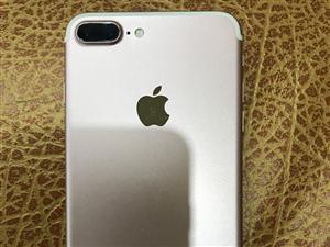 苹果7plus粉国行32G盒子发票齐全、
