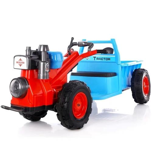 电动拖拉机,**,带充电器,2021年3月份买的,家里闲置!