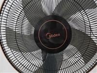 美的电风扇,没用几次 ,几乎** ,便宜出售 有意者请联系