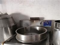 牛肉汤锅、大理石餐桌和9千瓦三相电电磁炉出售