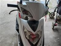 雅马哈踏板摩托车九成新,在高邑,临城附近的有需要的联系我