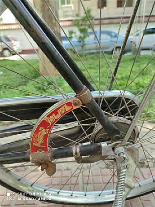 一代经典,老凤凰自行车,历经几十年沧桑岁月,当年国人的骄傲。车况良好,只因好几辆自家没处安放,找个有...