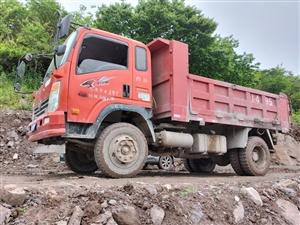 **国五货车锡柴4102发动机运煤王桥前直顶2018年买的