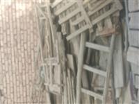 库存旧木材