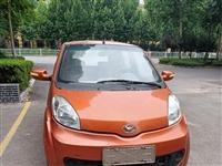 时风电动汽车,充一次电能跑100公里左右,十块大电瓶,新车4万6,换车了处理