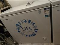 冰柜,用了不到一年,家里兩個,空了一個,單溫,可冷藏或冷凍