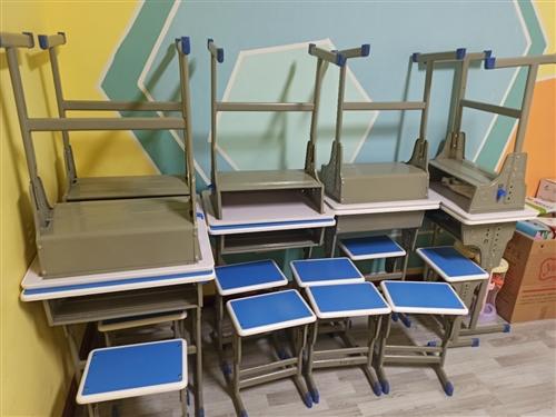 出售桌子十套,九成新,价格面议。