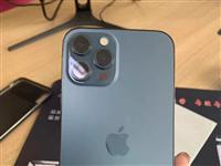 女生自用 苹果 12promax  海蓝色  256G  95新 没有磕碰  外观如图  原装机 ...