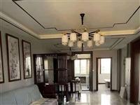 出售 领尚城三室两厅新房一套,121平米,简奢新中式装修,全套**家具家电,拎包入住,售价100万...