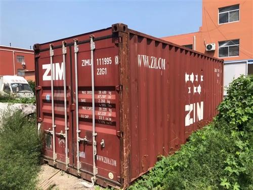 处理六米长集装箱,成色好,价格12000元,电话18766631991。