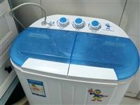 出售二手小鸭小型洗衣机,3.5公斤,洗涤+脱水