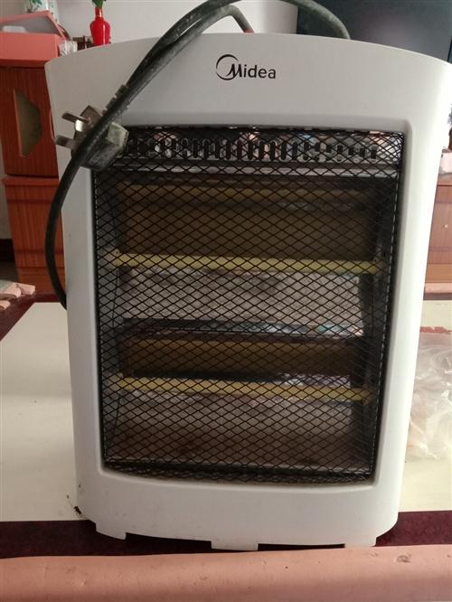 转让美的双管加热冬季取暖器,买来没开过几次一直在那闲置着,现转让150元。联系电话150396825...