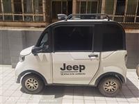 电动代步车,可坐4人,代步接送孩子超级好,安装目  前市面较大71A新能源电池充电一次可跑120...
