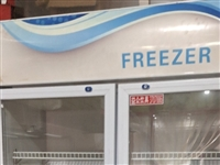 双开门冷藏柜1.2米@2米,因换了四门的冰柜,这个闲置,,,
