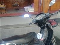 本户有大运二轮摩托车一辆须出售,此车无交通肇事记录,材检审完,有意者请速电联系15087556394