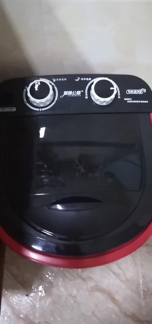 半自动儿童洗衣机,一次都没用过