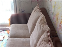自用七成新沙发现出售两百元,拒绝小刀