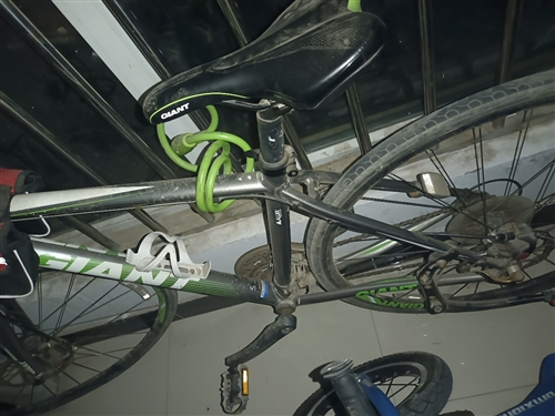 捷安特自行车,闲置,可以议价