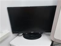 出售一个22寸显示器,看个监控啥的都行