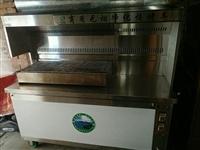 巴仕德商用无烟净化烧烤车用了一个多月有九成新