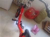 微躺自行车,9成新。舒适不累腰。锻炼身体,代步