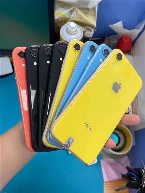 iPhoneXR 128G 三网4G 成色98新 原装靓货 A12处理器 热卖价??2999电池...