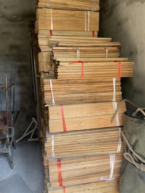 自己家装修还剩60个多平方地板条,自己申请山上指标砍的树,乡里加工好的,5000块便宜卖,诚心有需要...