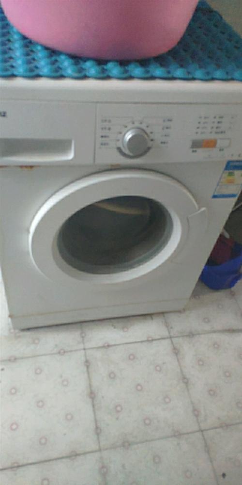 海尔滚筒6公斤洗衣机
