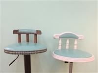 梦得家电脑椅现代简约家用升降转椅休闲办公靠背凳子… 圆盘配罗马柱款,五星脚材质钢制脚, 一共2个...