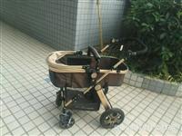 belecoo,贝丽可,婴儿车,儿童车 belecoo婴儿车,9成新 细节看图,基本没怎么用,带餐桌...