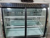 冷藏展示柜,96L冰箱,两个都是牌子的都是九成新,现打对折转让