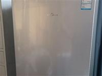 8成新,美的冰箱