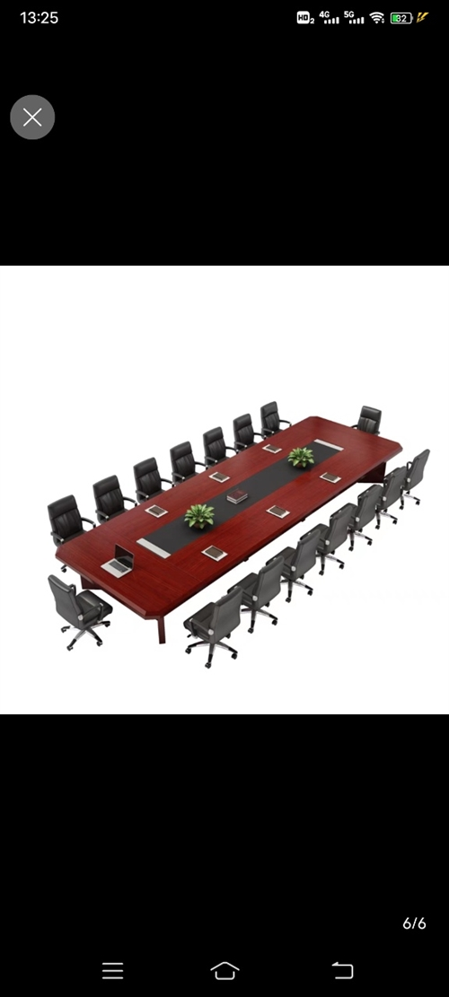 出售大型会议桌,可拆卸,一天没用过,价格面议