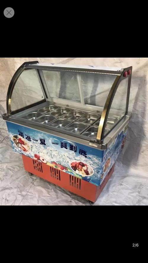 本店租期已到,商品售卖冰粉机900元、炸串机1200元工具齐全