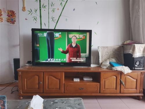 海信液晶电视,42寸,无拆无修,正常观看,能插网线