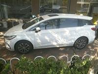 精品二手车 比亚迪宋MAX 2021款 升级版 1.5T 自动豪华型 7座 公里数才683公里...