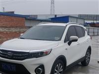 广汽传祺GS3,自动档,2019年11月上户,私人代步,行驶1万9千公里现因工作原因,急售。