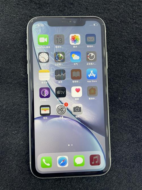 苹果xr    国行128G    成色特别好   没有磕碰没有刮痕   电池88%