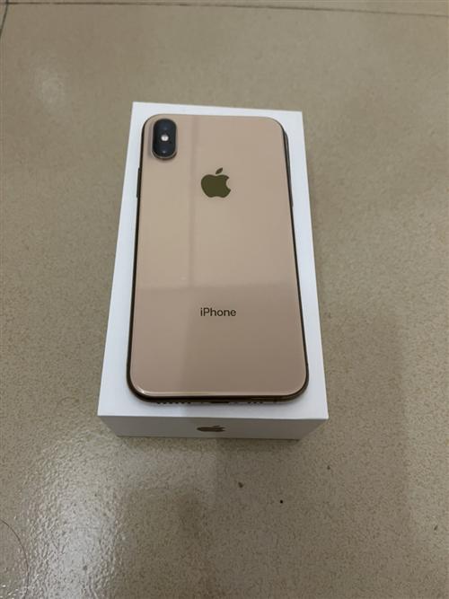 出售个人自用苹果xs九成新,价格2300