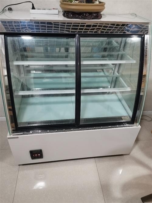 冷藏展示柜,96L冰箱,两个都是牌子的都是九成新,现低价转让18855828691