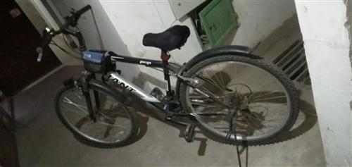 山地自行车8分新总共骑了不到10公里19年买的,上班没时间骑,