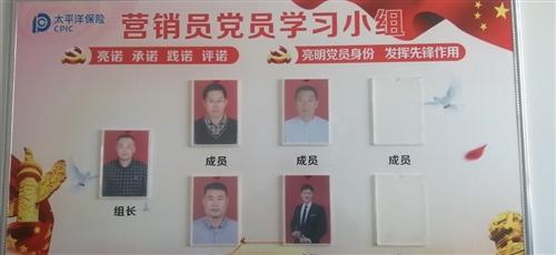 中国太保莱阳客服部